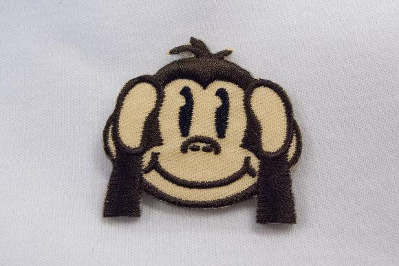 Abe emoji - holder for ørerne 3x4cm