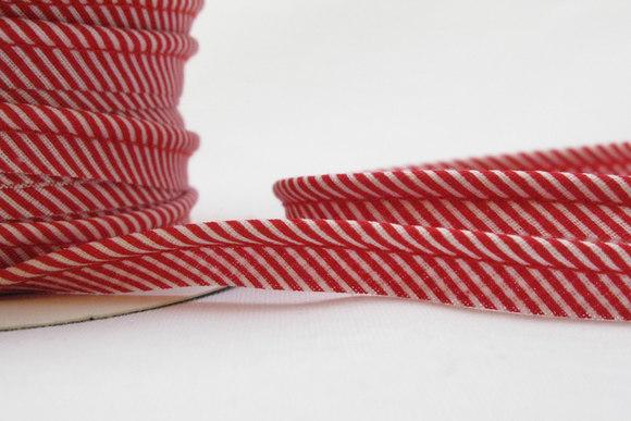 Bolsjestribet tittebånd 1cm