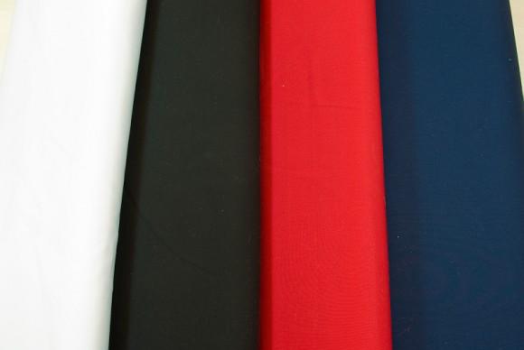 Fine-twill diagonalvævet buksevare i hvid, sort, rød, marine, grå, brun , mørk grøn