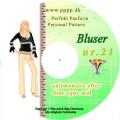 CD-rom nr. 21 - Bluser, toppe.