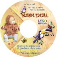 CD-rom nr. 41 - Baby Doll